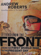 Book-Letters From the Front